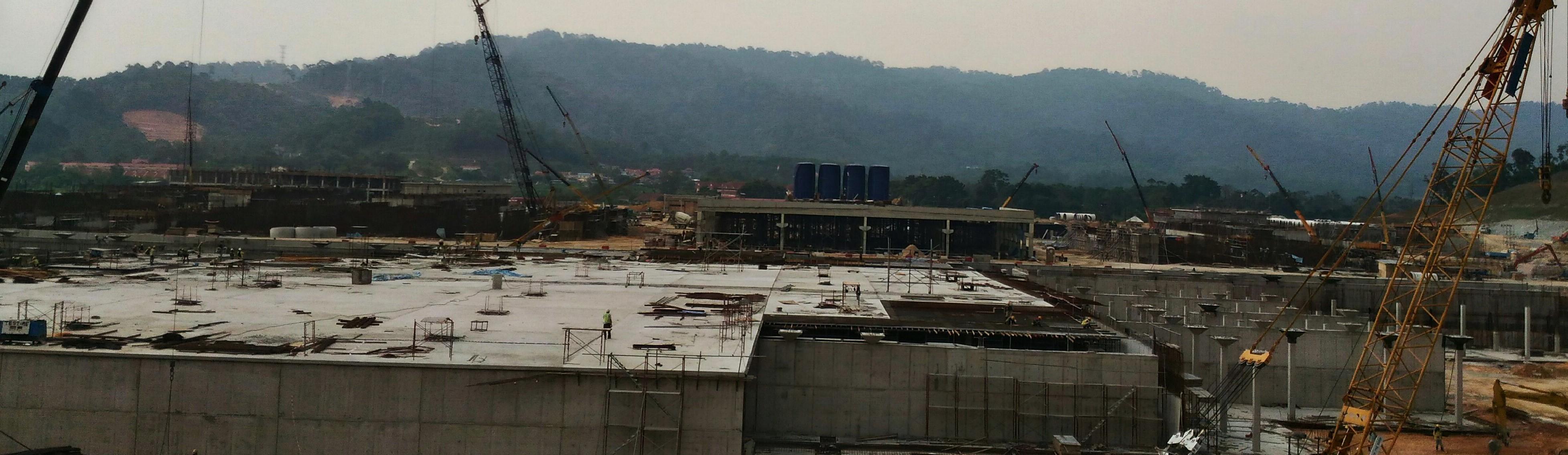 Langat 2 Water Treatment Plant, Selangor